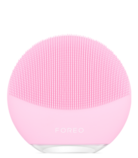 LUNA mini 3 Pearl Pink dispositivo de limpieza facial para todo tipo de piel