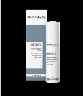 Light Ceutic (Crema hidratante de noche) - 40 ml