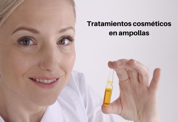 Tratamientos en ampollas ¿son efectivos?